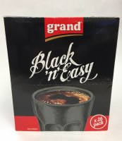 Grand Black & Easy Instant Coffee 26pc Box