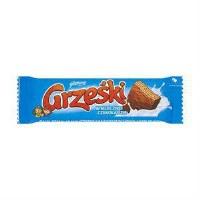 Goplana Grzeski Milk Chocolate Coated Wafer with Cocoa Cream 26g