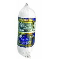 GS Deli Jewish Brand Salami Approx .75lb PLU 16 F