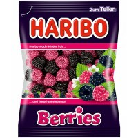 Haribo Berries Candy 200g