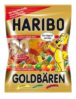 Haribo Golden Bears Gummy Candy 200g