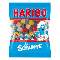 Haribo Smurf Gummy Candies 200g
