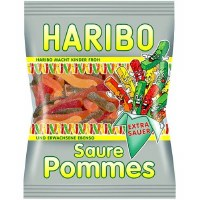 Haribo Sour French Fries Gummy Candy 200g
