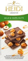 Heidi Milk Chocolate with Whole Hazelnuts 100g