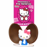Choco Treasure Hello Kitty Surprise Egg