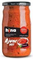 Hina Hot Ajvar 690g