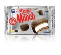 Crvenka Jaffa Double Munchmallow Marshmallow Treat 133g