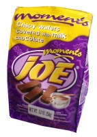 Nestle Joe Moments Chocolate Covered Wafer Cubes 250g