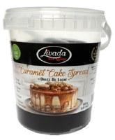 Livada Caramel Cake Spread Dulce de Lece 850g