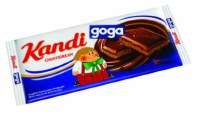 Kandit Goga Cocoa Filled Milk Chocolate Bar 90g