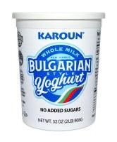 Karoun Bulgarian Style Yoghurt 2lb R