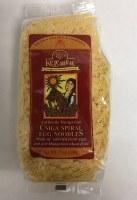 Kelemen Csiga Spiral Noodles 200g