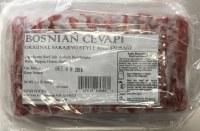 Kiflis Bosnian Style Beef Cevapi 1.8lb