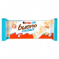 Ferrero Kinder Bueno with Coconut 40g
