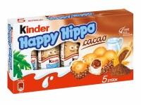 Ferrero Kinder Happy Hippo Cocoa 103g