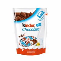 Ferrero Kinder Chocolate Minis 120g