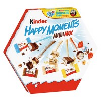 Ferrero Kinder Happy Moments Mini Mix 162g