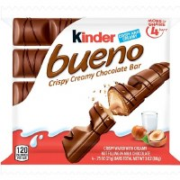 Ferrero Kinder Bueno 2 packs 86g