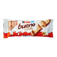 Ferrero Kinder Bueno White Chocolate 43g