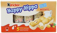 Ferrero Kinder Happy Hippo Hazelnut 103g