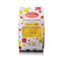 Klara Maric Rezanci Medium Sized Egg Noodles Made of Durum Flour 400g