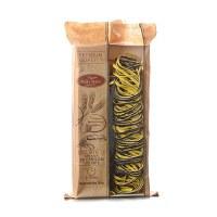Klara Maric Tagliatelle Egg Noodle Pasta With Squid Ink 250g