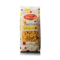 Klara Maric Trotole Spiral Pasta Noodles Made of Durum Flour 400g