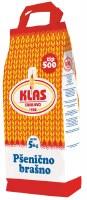 Klas Tip 500 Wheat Flour (Psenicno Brasno) 5kg