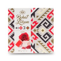 Klas Rose Flavored Lokum Turkish Delight 360g