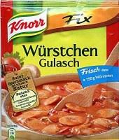 Knorr Fix Wuerstchen Goulasch 32g