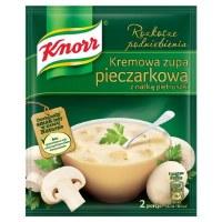 Knorr Champignon Mushroom Soup 49g (Kremowa Zupa Pieczarkowa)