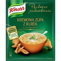 Knorr Creamy Chanterelle Soup 59g (Kremowa Zupa z Kurek)