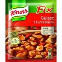 Knorr Fix Chicken Goulash 52g (Gulasz z Kurczakiem)
