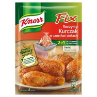 Knorr Fix Garlic Herb Chicken 32g (Soczysty Kurczak w Czosnku i Ziolach)