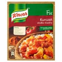 Knorr Fix Sweet & Sour Chicken 64g (Kurczak Slodko-Kwasny)