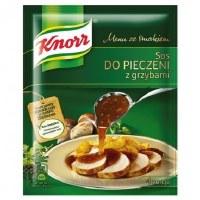 Knorr Gravy with Mushrooms 29g (sos do pieczeni z grzybami)