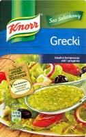 Knorr Greek Salad Dressing 9g (Sos Salatkowy Grecki)
