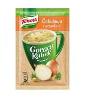 Knorr Instant Onion Soup with Croutons 17g (cebulowa z grzankami)