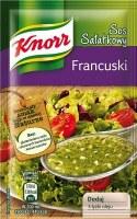 Knorr Fench Salad Dressing 9g (Sos salatkowy Francuski)