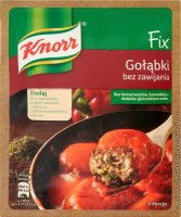 Knorr Fix for Stuffed Cabbage Rolls 64g (Golabki bez Zawijania)