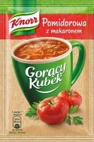 Knorr Instant Tomato Soup with Noodles 19g (Pomidorowa z makaronem)
