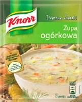 Knorr Dill Pickle Soup 50g (Zupa Ogorkowa)
