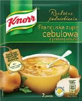 Knorr French Onion Soup 31g (Francuska Zupa Cebulowa)