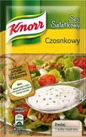 Knorr Garlic Salad Dressing 9g (sos salatkowy czosnkowy)