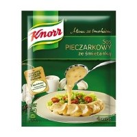 Knorr Champignon Mushroom Gravy Mix 38g (Sos Pieczarkowy)