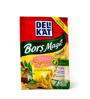 DeliKat Bors Magic cu Tarate with Bran Original Borsch Soup Condiment 20g