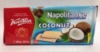 Koestlin Coconut Wafers Napolitanke 300g