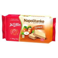 Koestlin Hazelnut Wafer Napolitanke 370g