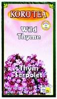 Koro Wild Thyme Tea 30g