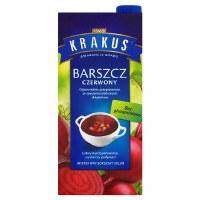 Krakus Red Borsch 1L